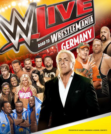 Bild zum Artikel: WWE Tour 2016 in Deutschland & Interview mit Dolph Ziggler!