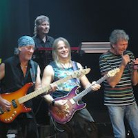 Deep Purple auf Europatour