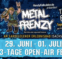 Bild zum Artikel: Metal Frenzy Open Air 2017
