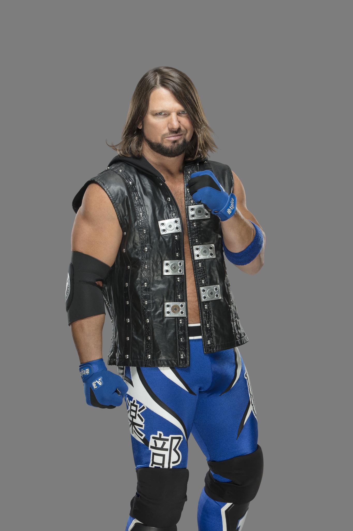 Bild zum Artikel: WWE AJ Styles Interview: WrestleMania 34, Traumgegner, Zukunft & Ruhestand