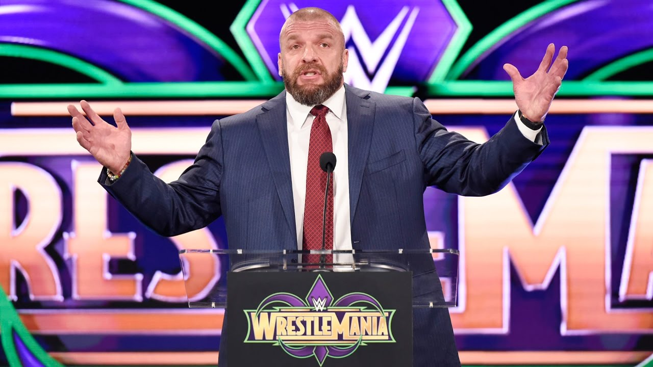 Triple H Interview: Erbe von Vince McMahon, PPV in Europa, WrestleMania 34