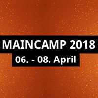 Bild zum Artikel: Das Maincamp ist wieder da!